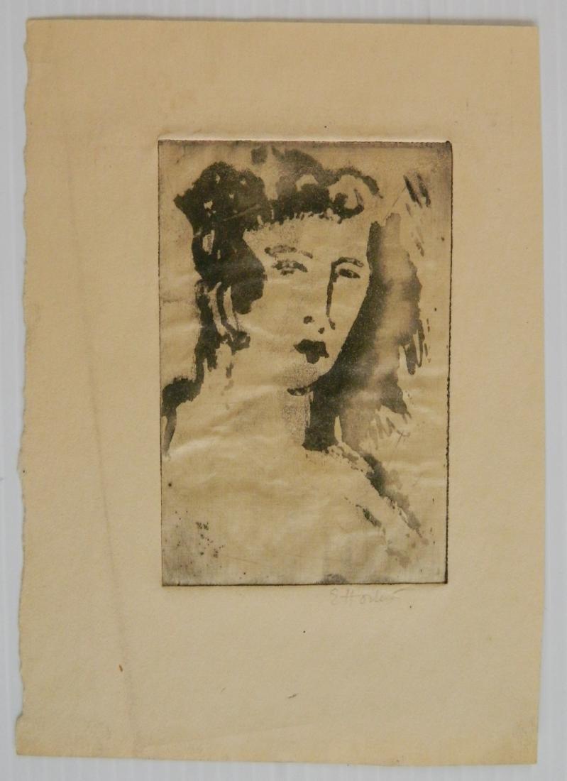 Earl Horter 3 prints - 6