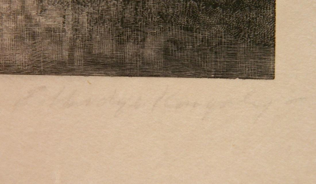 Elbridge Kingsley wood engraving - 2