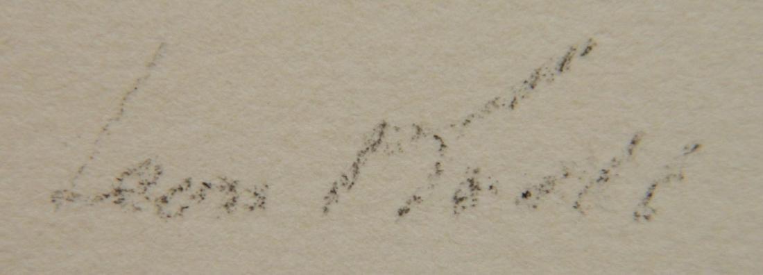 Leon Kroll lithograph - 3