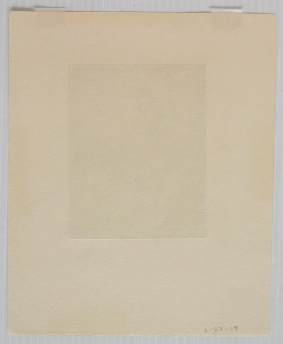 Robert Lawson etching - 4