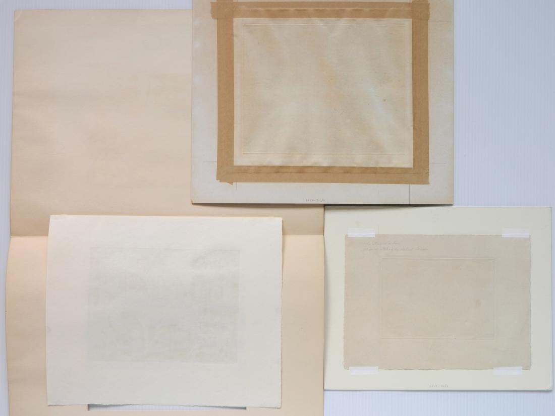 Robert Lawson 3 etchings - 6