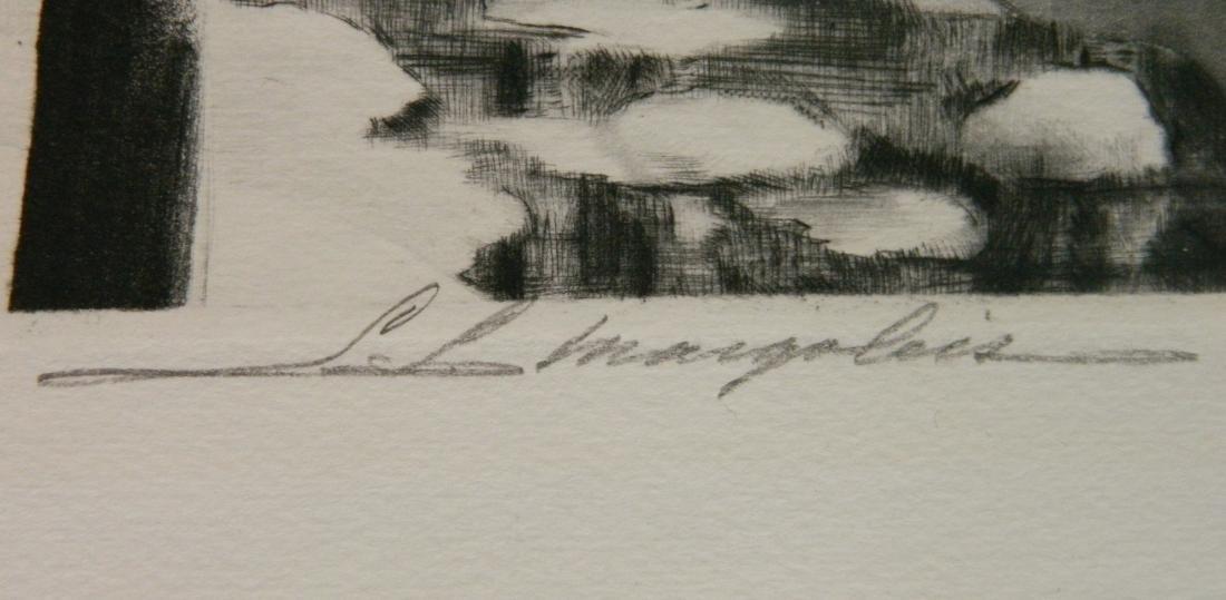 Samuel Margolies lithograph - 3