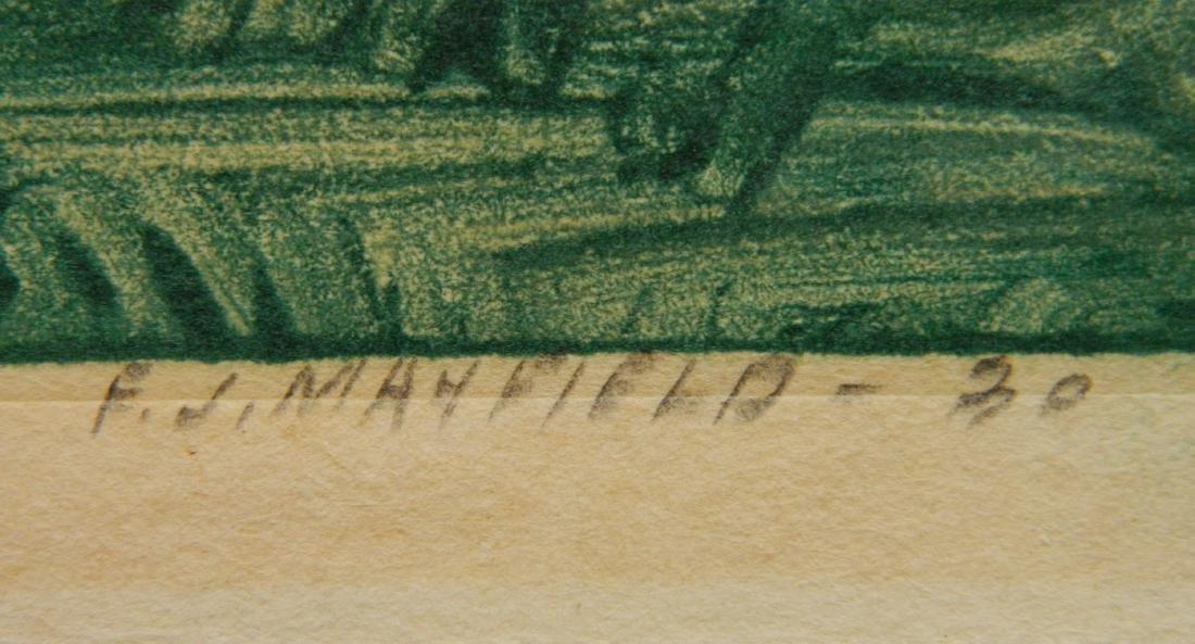 F. J. Mayfield monotype - 3