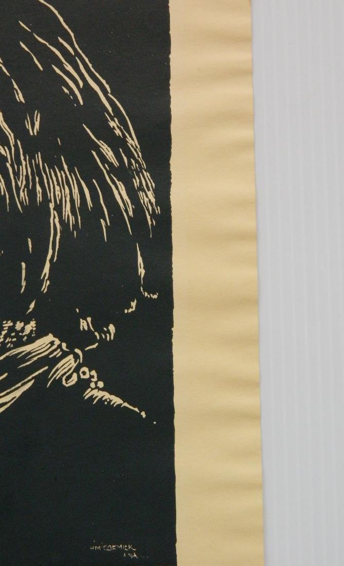 Howard McCormick wood engraving - 4