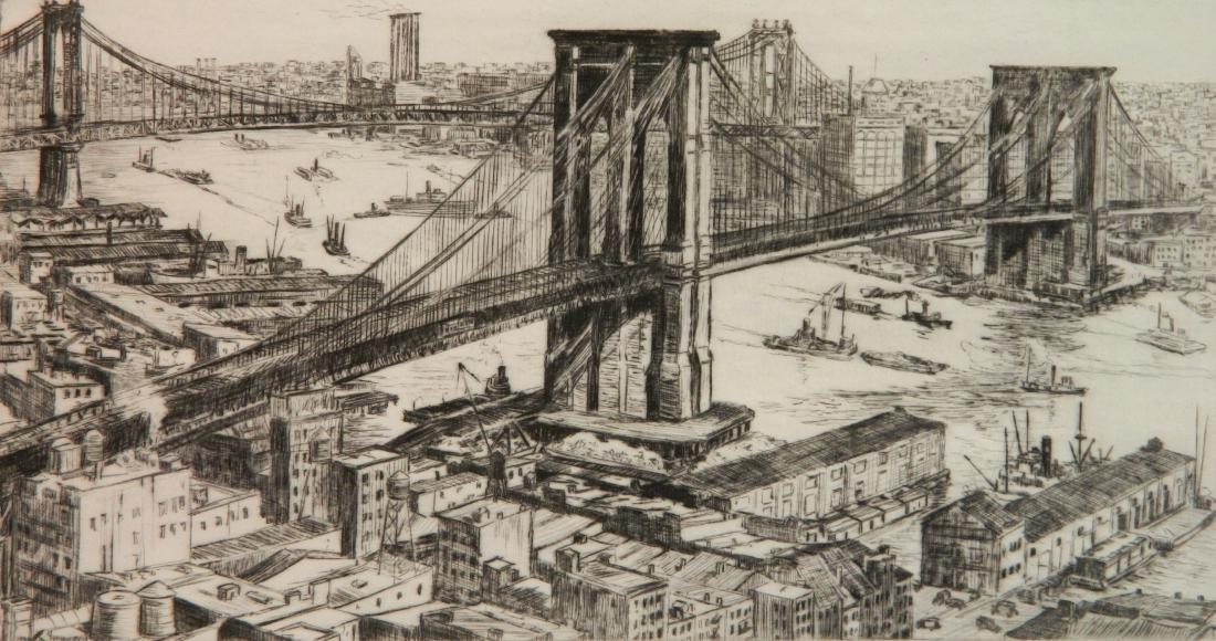 William Mc Nulty etching