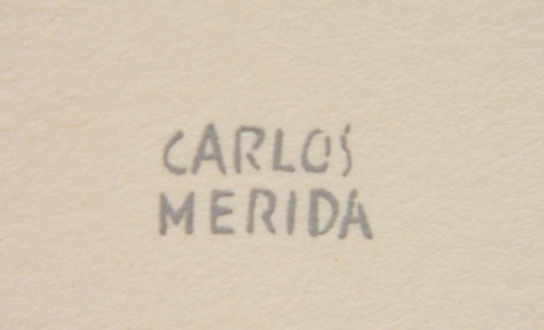 Carlos Merida 2 silkscreens - 4