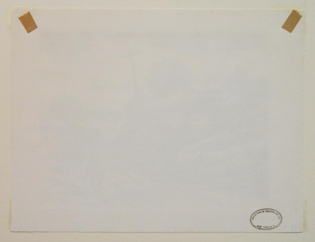 Dudley Morris lithograph - 5