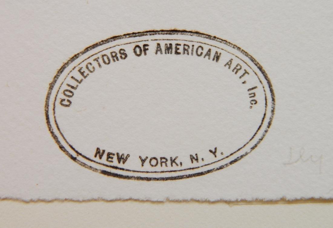 Dudley Morris lithograph - 6