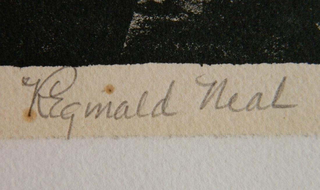 Reginald Neal lithograph - 3