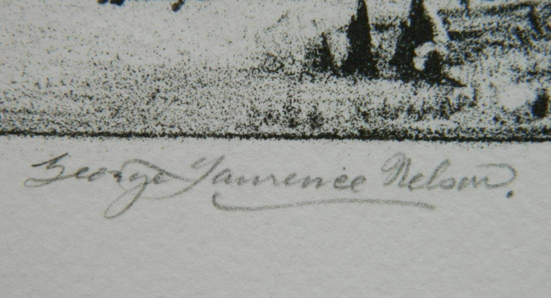 George Laurence Nelson lithograph - 3