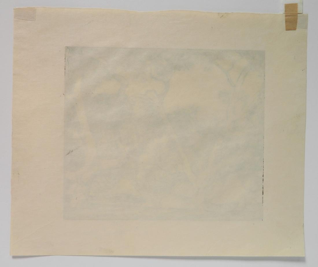 Bror J. O. Nordfeldt 2 etchings - 5