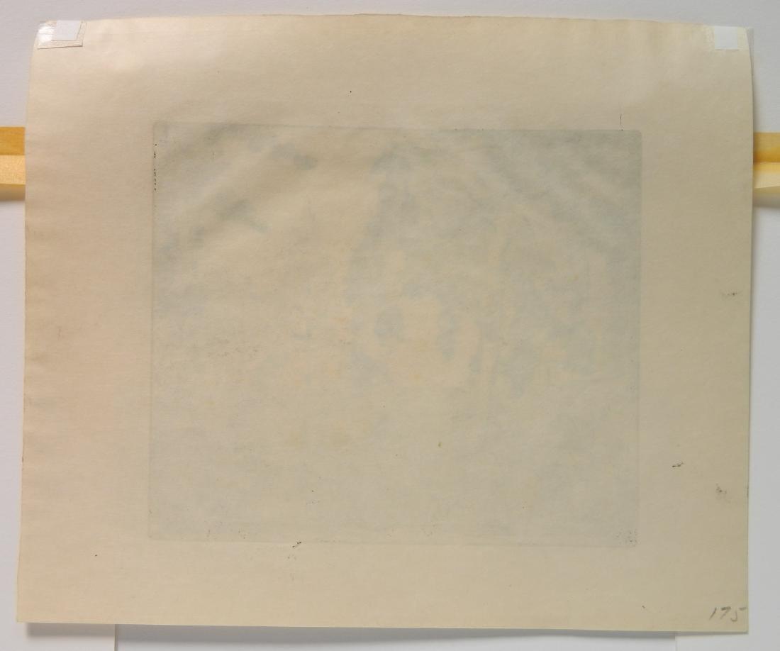 Bror J. O. Nordfeldt 2 etchings - 9