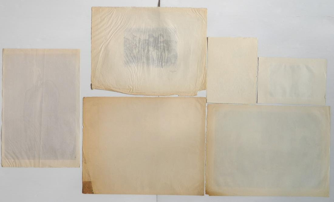 Henry P. Raleigh 6 lithographs - 2