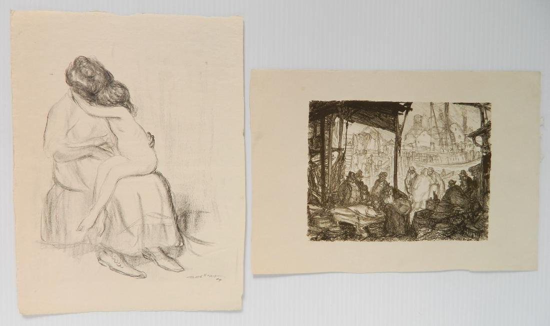 Henry P. Raleigh 6 lithographs - 3