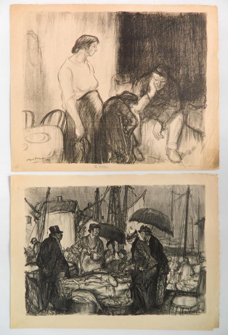 Henry P. Raleigh 6 lithographs - 4