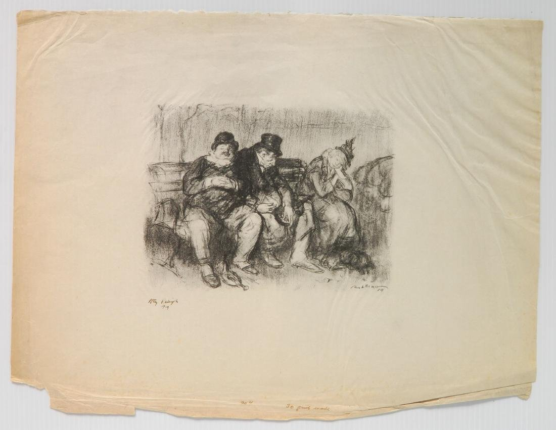 Henry P. Raleigh 6 lithographs - 6