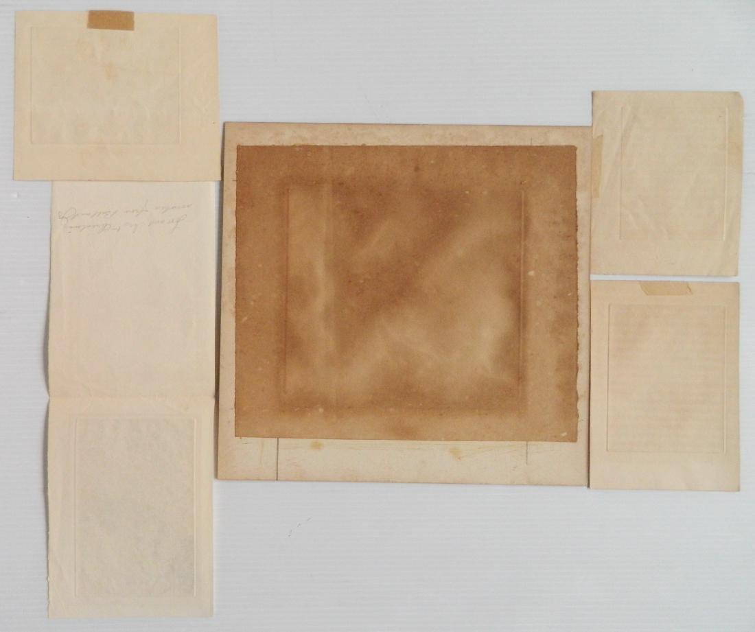 William Joseph Schaldach 5 etchings - 2
