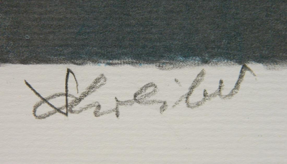 Georges Schreiber lithograph - 3