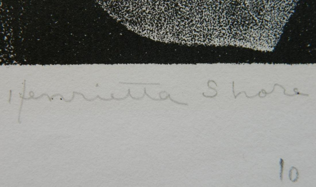 Henrietta Shore lithograph - 3