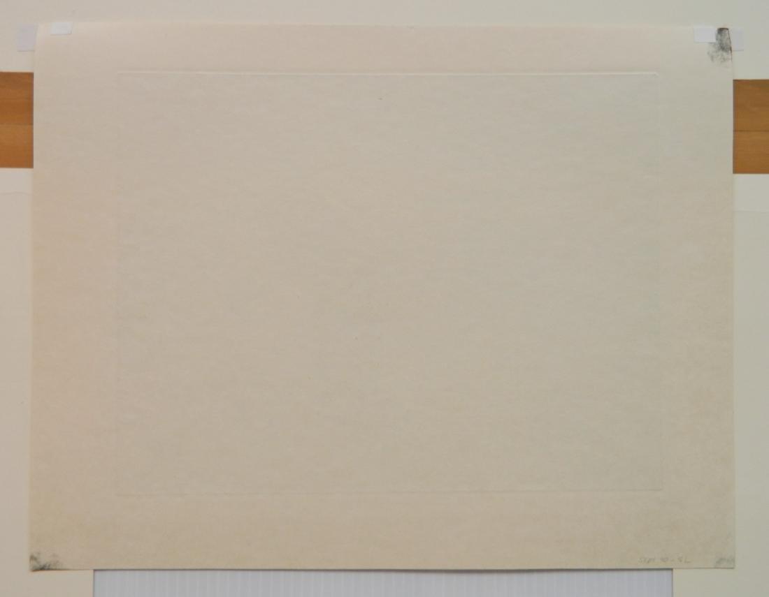John Stoll etching - 6