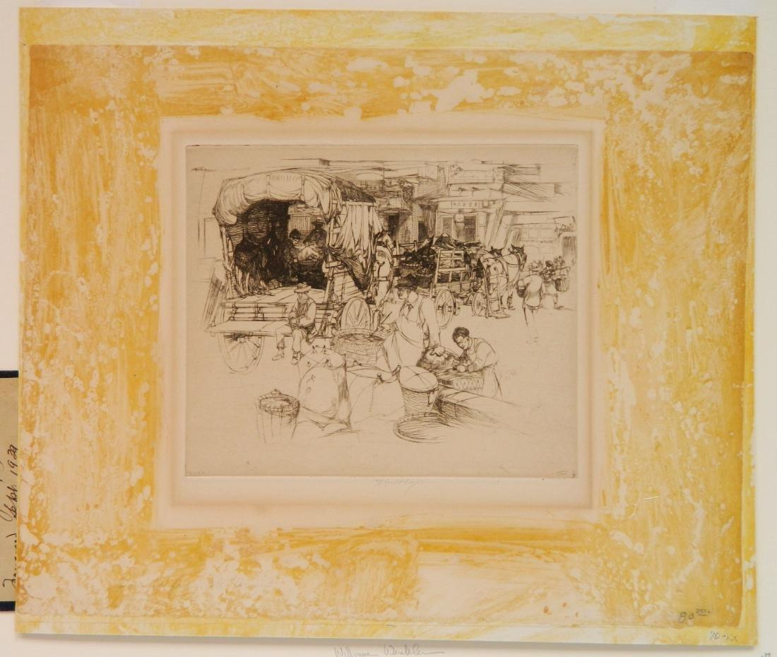 John Winkler 2 etchings - 3