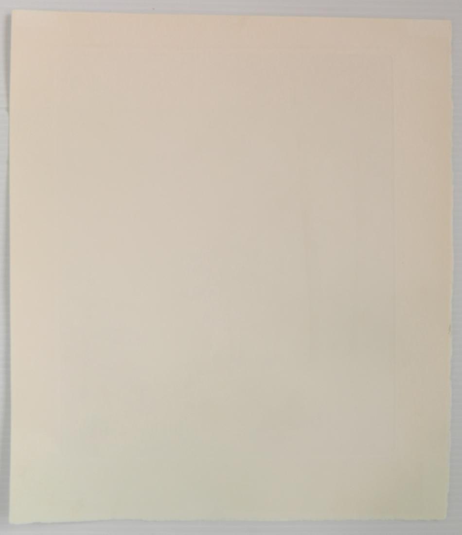 Ronau Woiceske etching - 4
