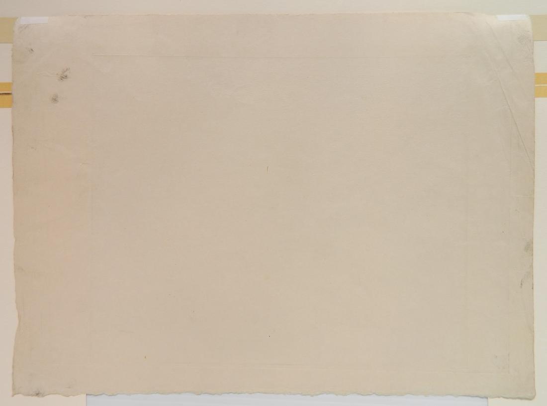 Henry Ziegler 2 etchings - 5