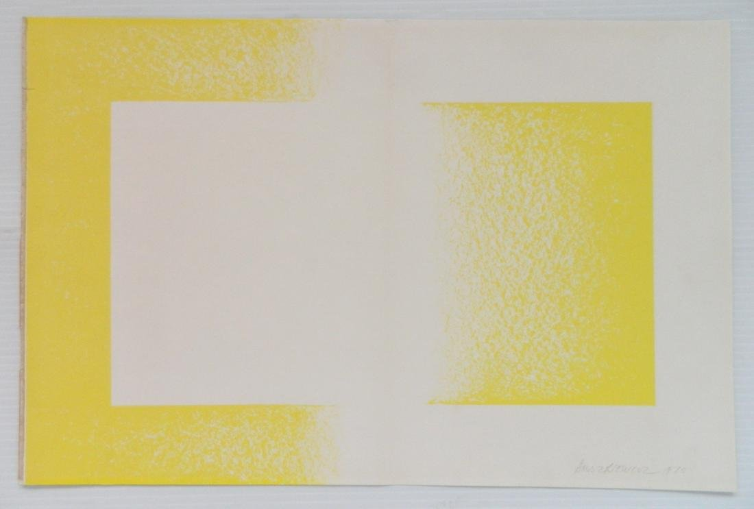 2 Contemporary works on paper - 2