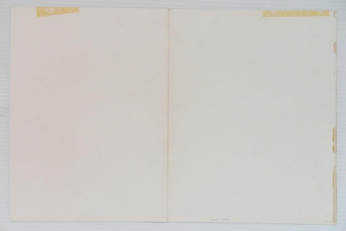 2 Contemporary works on paper - 4