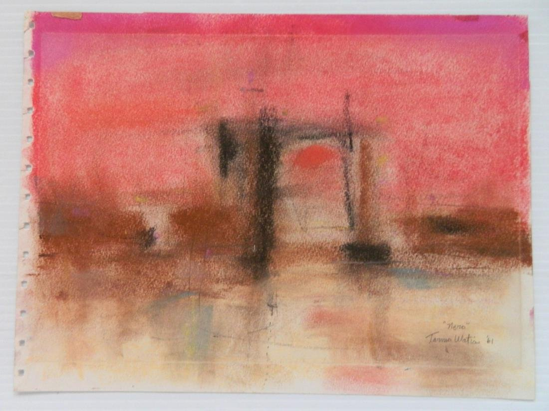 2 Contemporary works on paper - 5