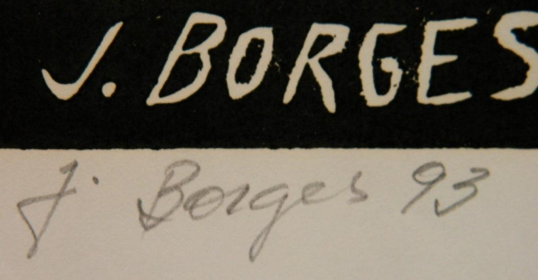 Jose Francisco Borges 2 woodcuts - 3