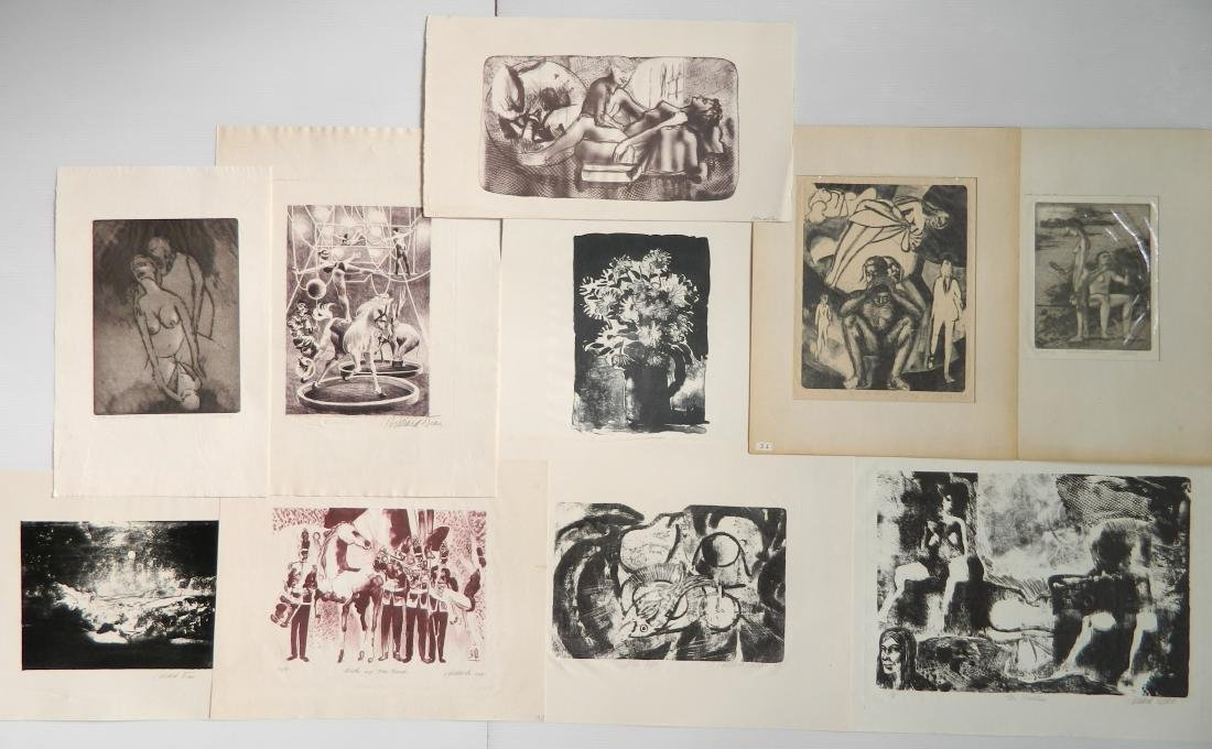 Hilliard Dean 10 prints