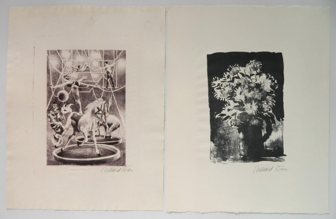 Hilliard Dean 10 prints - 2