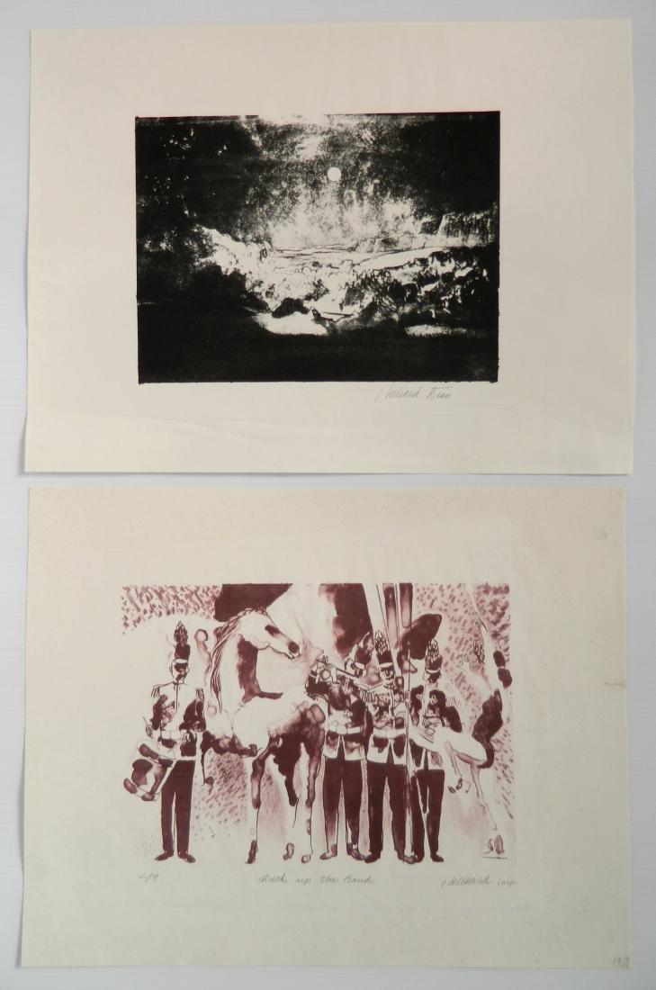 Hilliard Dean 10 prints - 3