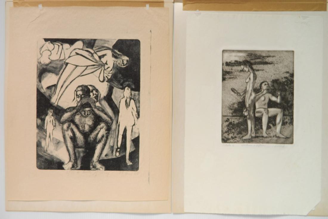 Hilliard Dean 10 prints - 5