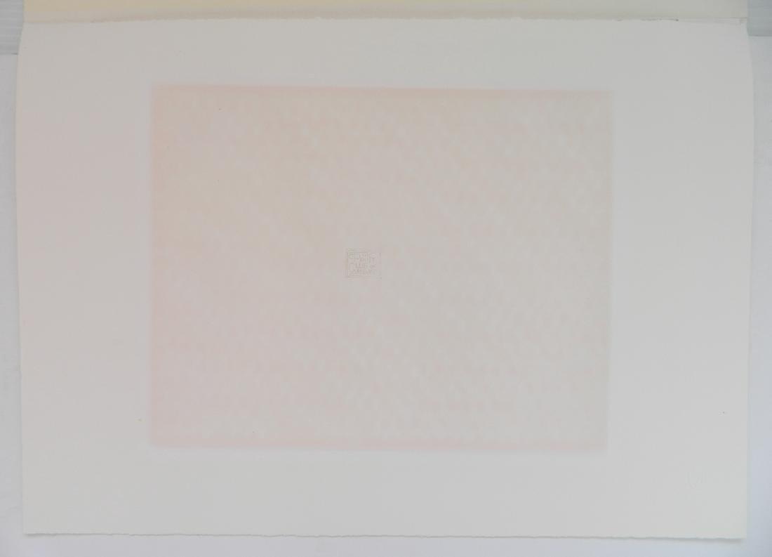 Piero Dorazio etching and aquatint - 4