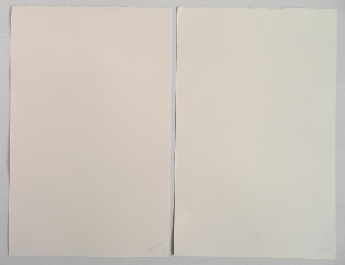 Laszlo Dus lithographs - 2