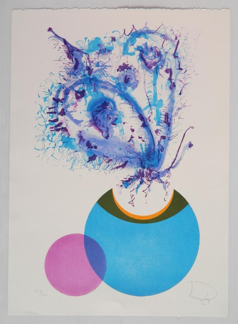 Laszlo Dus lithographs - 5