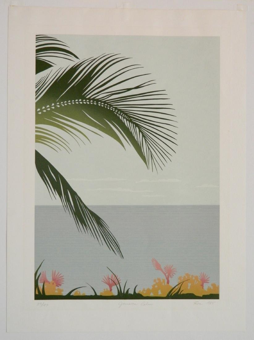 Susan Fiori silkscreen - 2