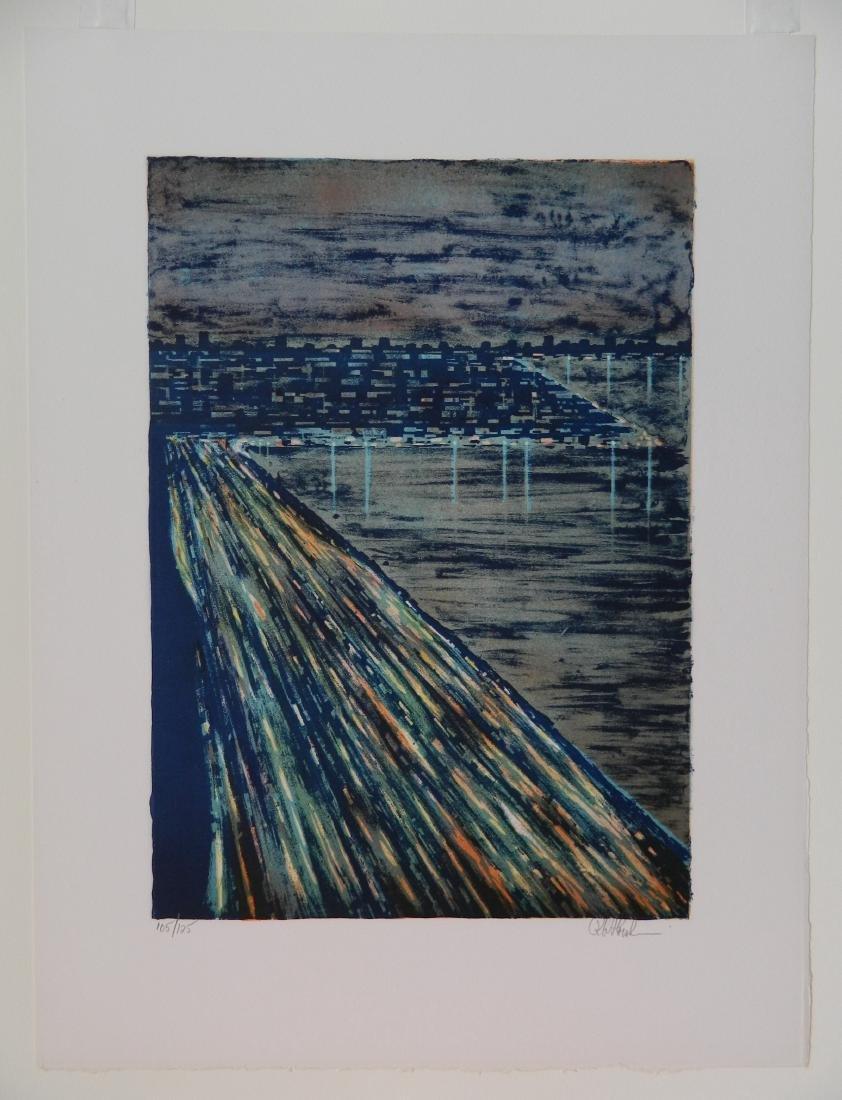 Richard Florsheim 3 lithographs - 5