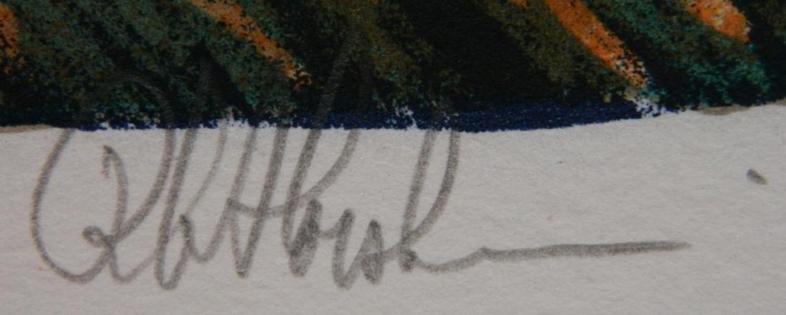 Richard Florsheim 3 lithographs - 6
