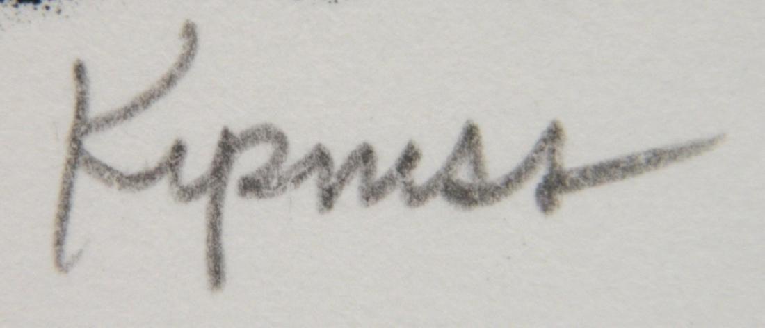 Robert Kipniss lithograph - 3