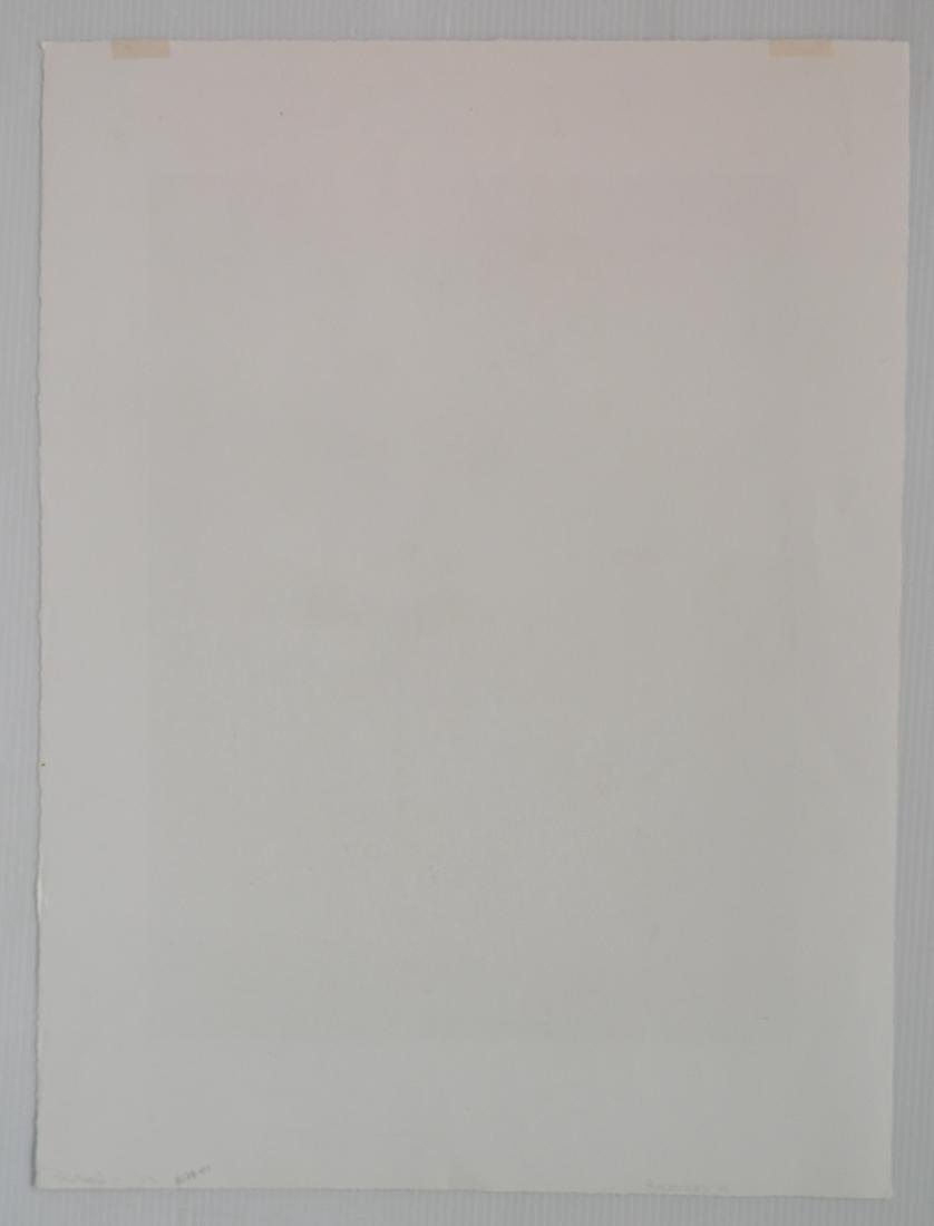 Robert Kipniss lithograph - 4