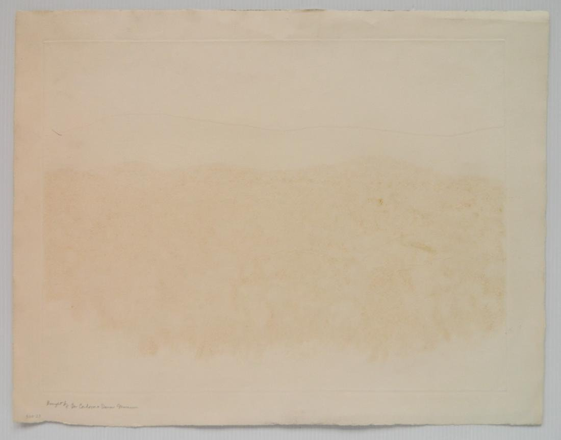 Gerson Leiber 2 etching and aquatint - 7