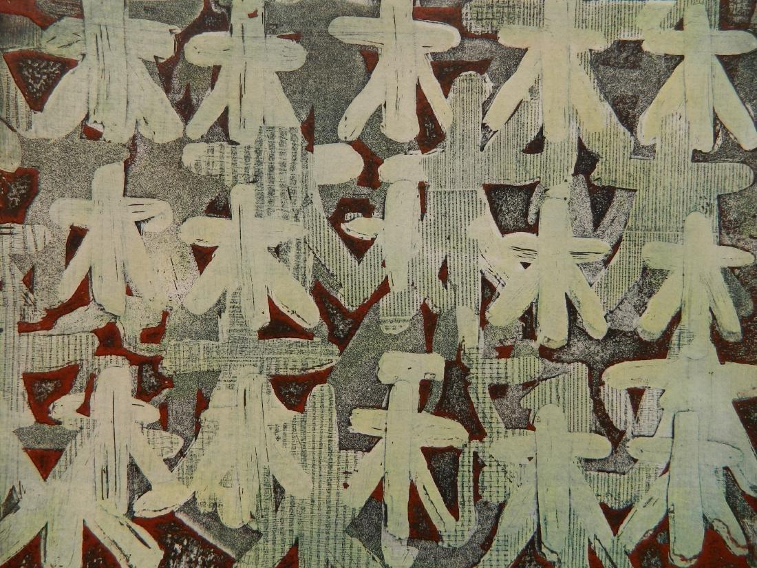 Barbara Parsons 2 etchings - 2