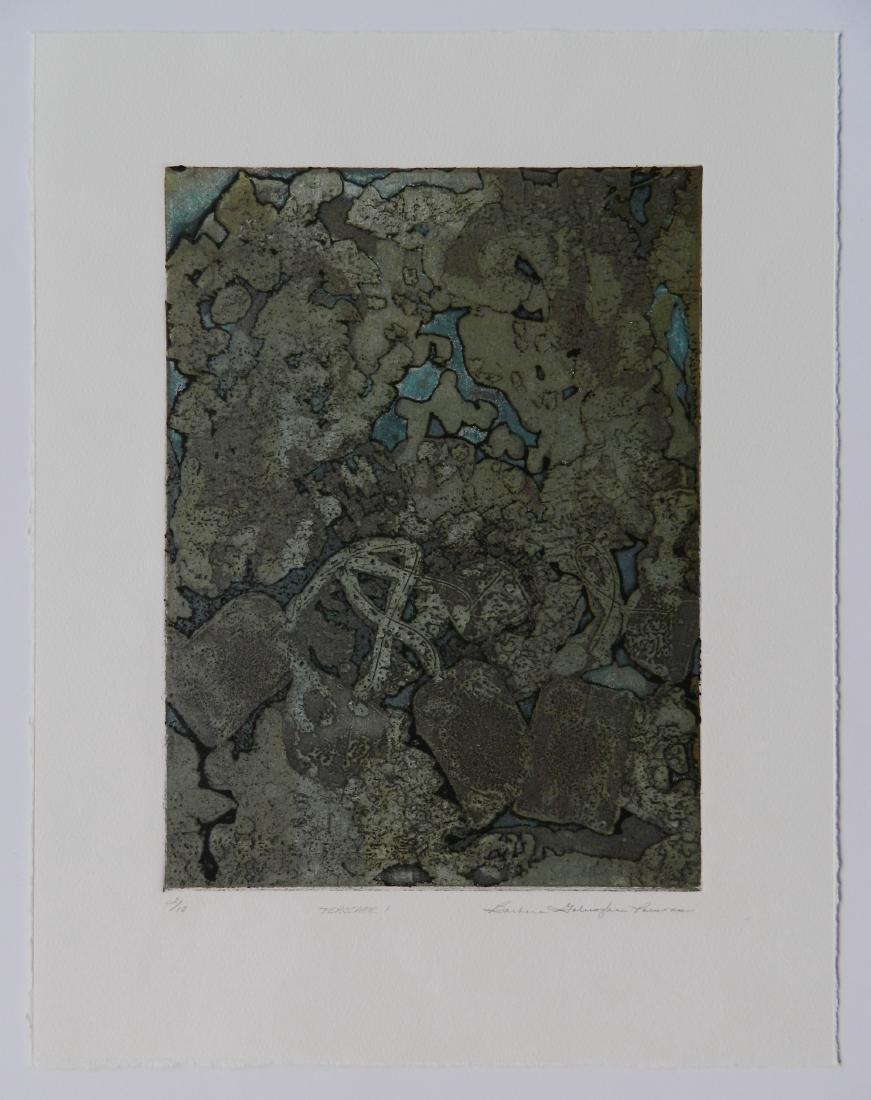 Barbara Parsons 2 etchings - 6