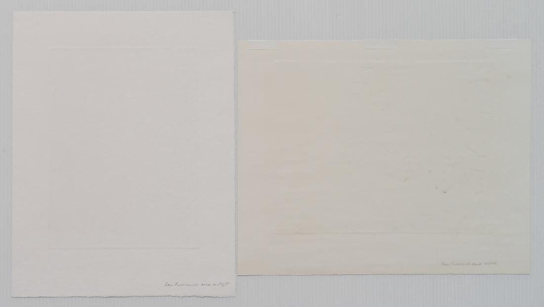Barbara Parsons 2 etchings - 8