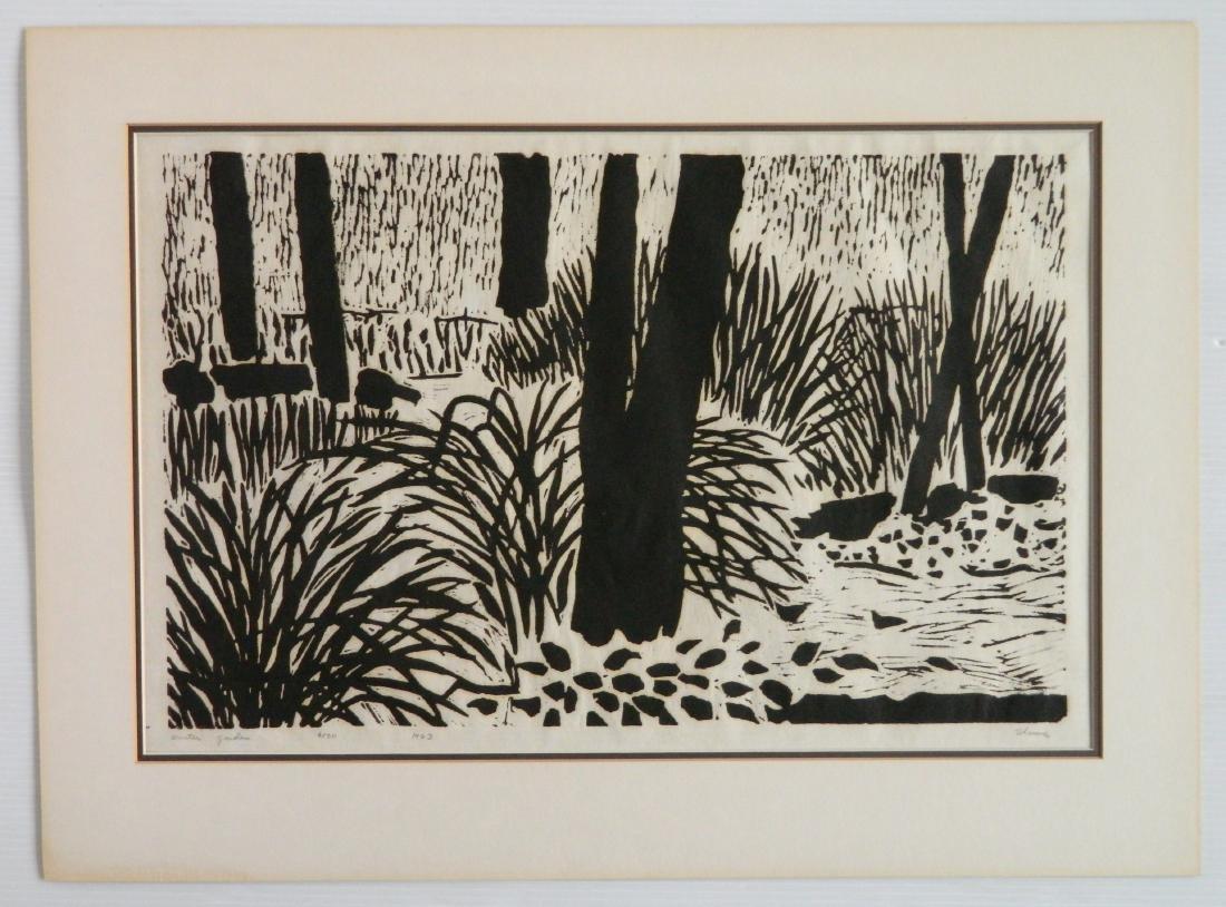 Phyllis Sloane corkcut - 2