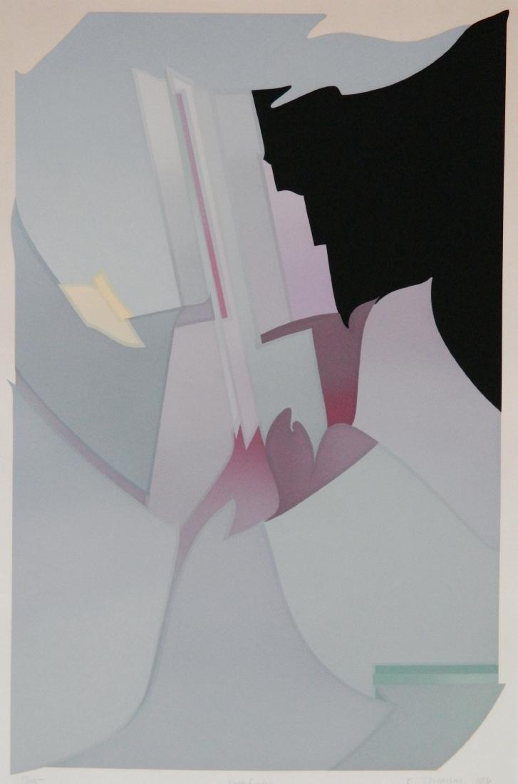 Eugenie Torgerson silkscreen