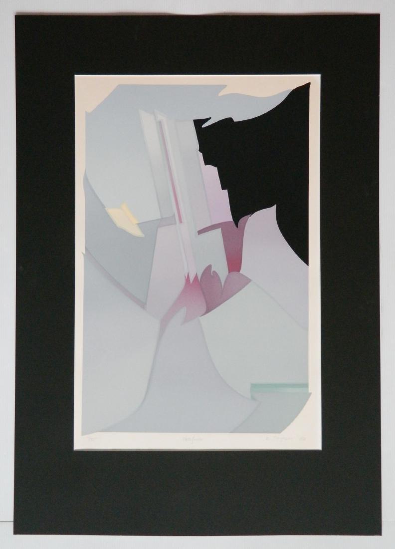 Eugenie Torgerson silkscreen - 2